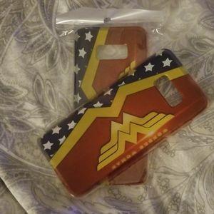 Accessories - Wonder woman Samsung Galaxy s8 plus phone case